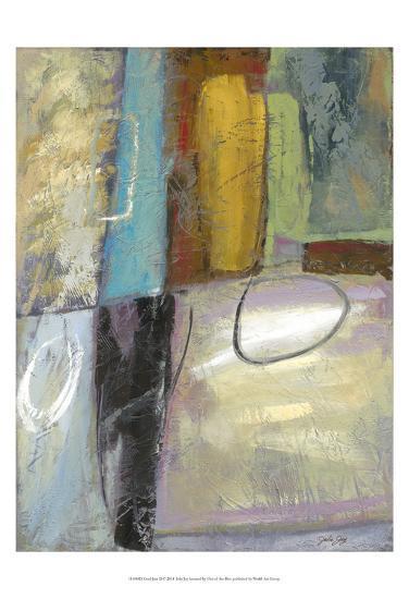 Cool Jazz II-Julie Joy-Art Print