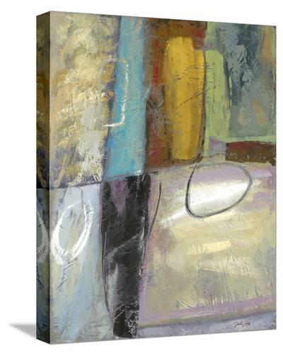 Cool Jazz Two--Stretched Canvas Print