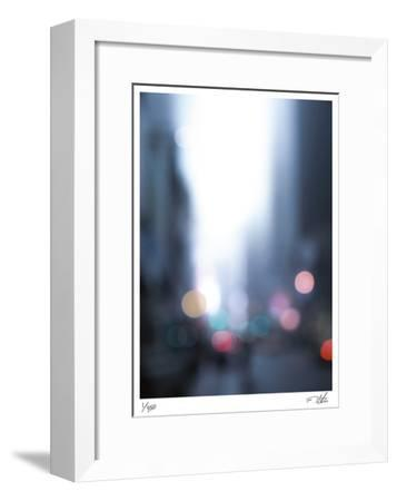 Cool Lights I-Eva Mueller-Framed Giclee Print