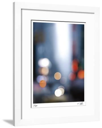 Cool Lights II-Eva Mueller-Framed Giclee Print