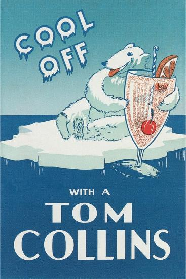 Cool Off with a Tom Collins--Art Print