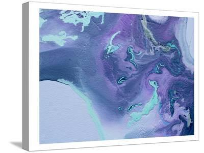Cool Purple-Deb McNaughton-Stretched Canvas Print