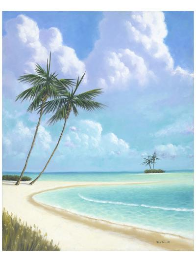 Cool Reflections-Rick Novak-Art Print