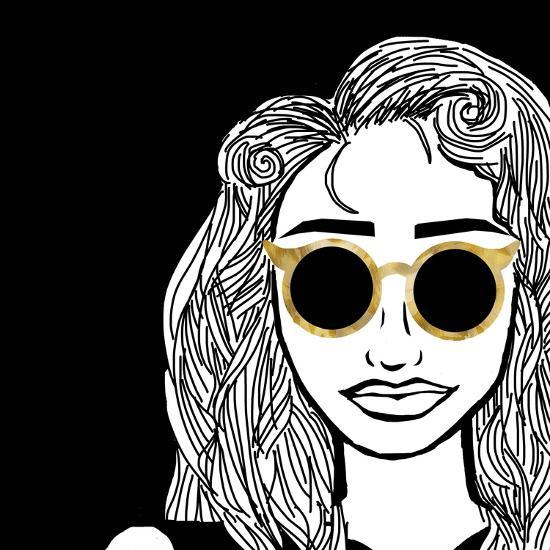 Cool Shades-S Studio-Art Print