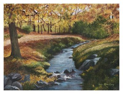 Cool Water-Lene Alston Casey-Art Print