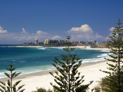 Coolangatta, Gold Coast, Queensland, Australia-David Wall-Photographic Print