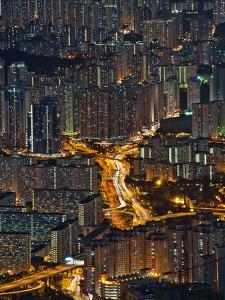 High Density of Residential in Hongkong by coolbiere photograph