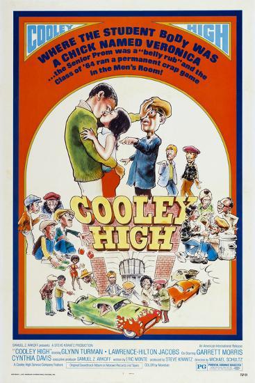 Cooley High, 1975--Art Print