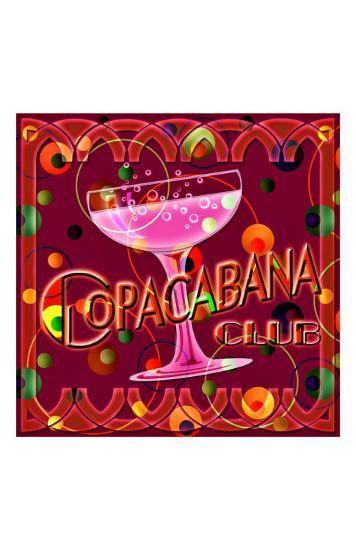 Copacabana Club--Giclee Print