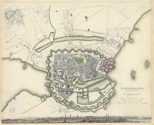 Copenhagen, Denmark, c.1837