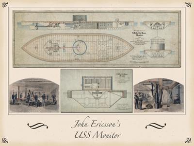 John Ericsson's Monitor by Copes Jason