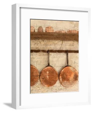 Copper 2-Kimberly Allen-Framed Art Print