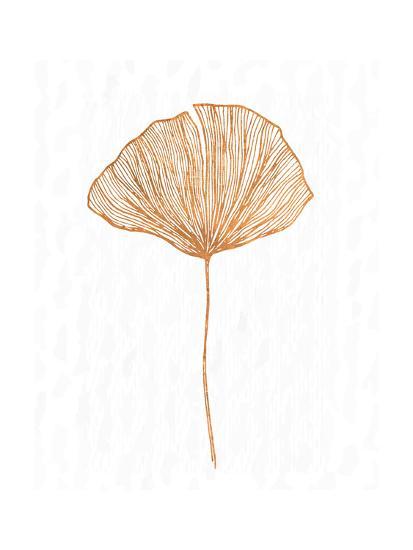 Copper Botanical 3-Kimberly Allen-Art Print