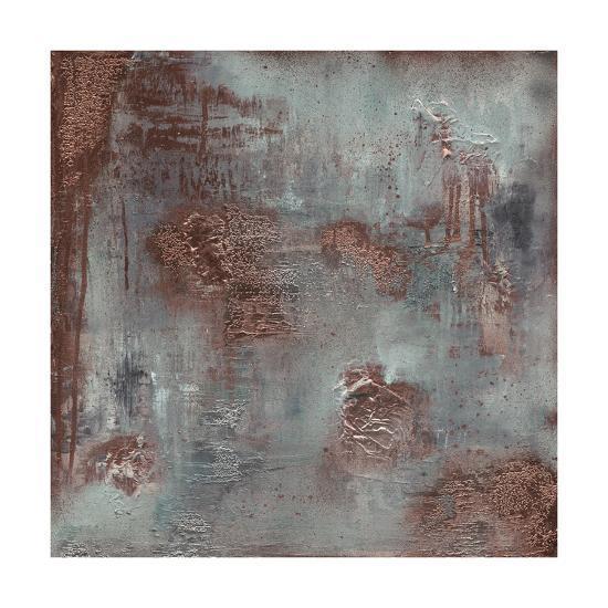Copper & Coal-Soozy Barker-Art Print