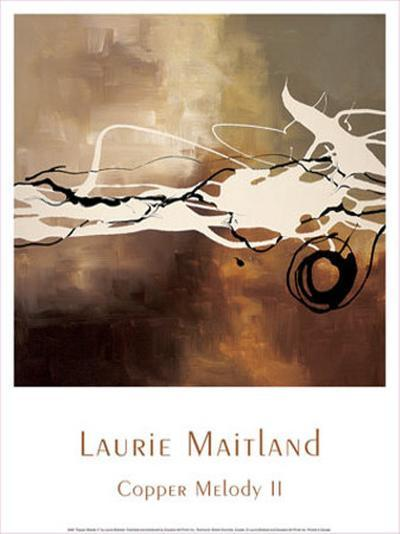Copper Melody II-Laurie Maitland-Art Print
