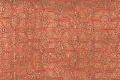 Copper Pattern I-Kathrine Lovell-Art Print