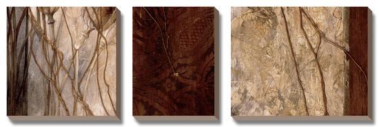 Copper's Edge I-Linda Thompson-Canvas Art Set