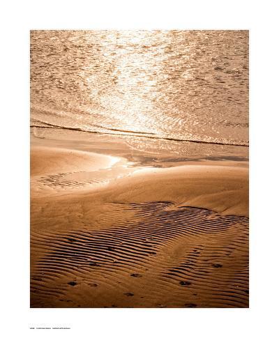 Copper Sand Beach--Art Print