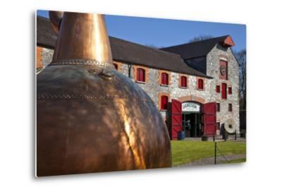 Copper Still at Midleton Whiskey Distillery, Midleton, County Cork, Ireland