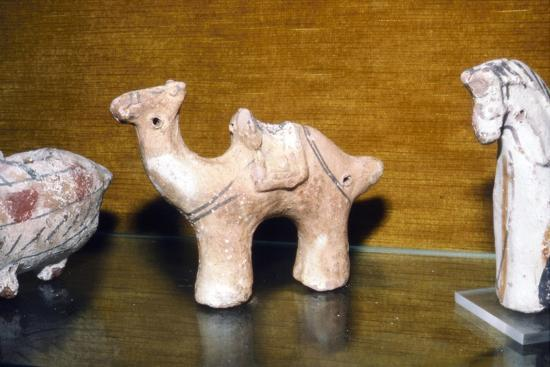 Coptic Terracotta Dromedary, from Egypt, 5th century-Unknown-Giclee Print