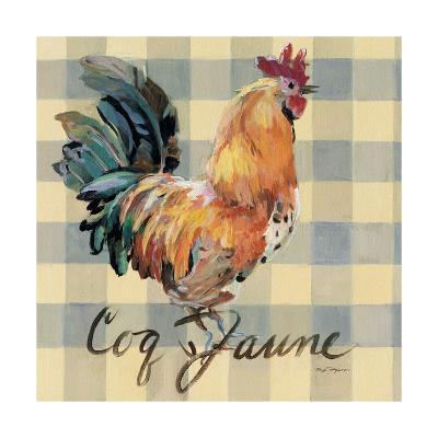 Coq Jaune-Marilyn Hageman-Art Print