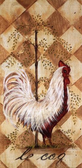 Coq-Grace Pullen-Art Print
