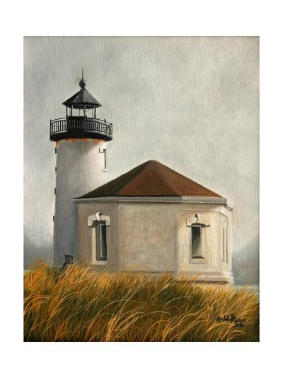 Coquil Lighthouse-Julie Peterson-Art Print
