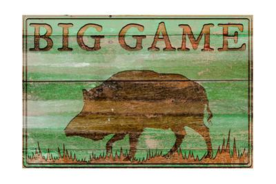 Big Game Boar by Cora Niele
