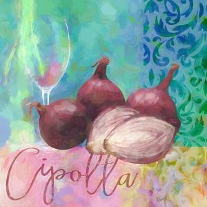 Cipolla Rossa - Red Onion by Cora Niele