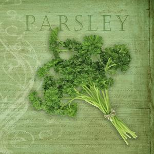 Classic Herbs Parsley by Cora Niele
