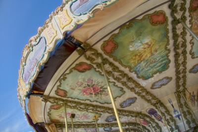Nautical Carousel Of Saint Malo by Cora Niele