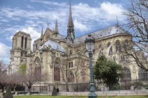 Notre Dame de Paris II by Cora Niele