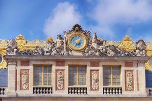 Palace Of Versailles II by Cora Niele