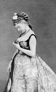 Cora Pearl (c1835-1886)