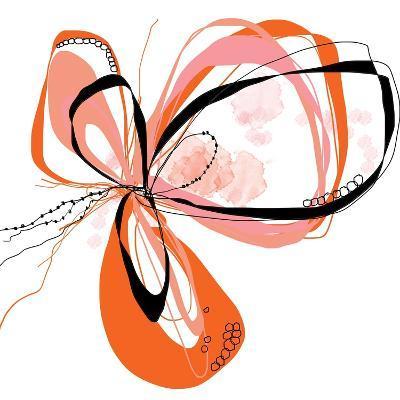 Coral Bloom-Jan Weiss-Art Print