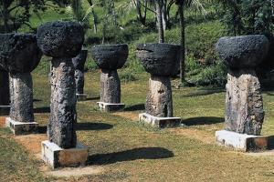 Coral Columns, Guam, Micronesia