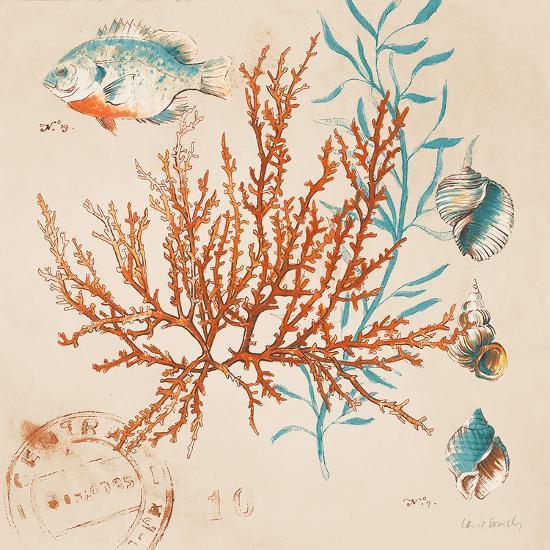 Coral Medley I-Lanie Loreth-Art Print
