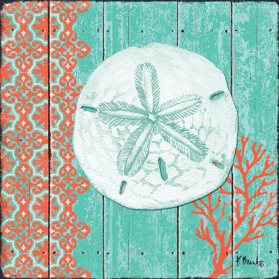 Coral Sea I-Paul Brent-Art Print