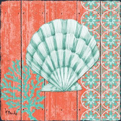 Coral Sea II-Paul Brent-Art Print