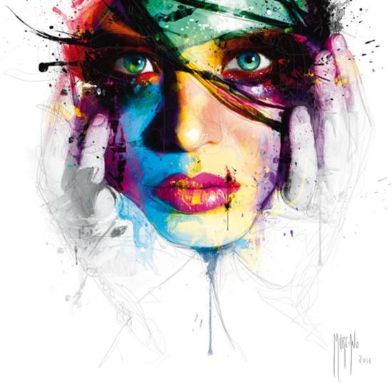 Coralie I-Patrice Murciano-Art Print