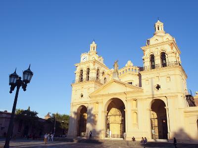 Cordoba Cathedral, Cordoba, Argentina, South America-Christian Kober-Photographic Print