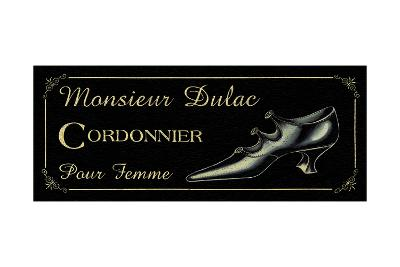 Cordonnier-Catherine Jones-Art Print