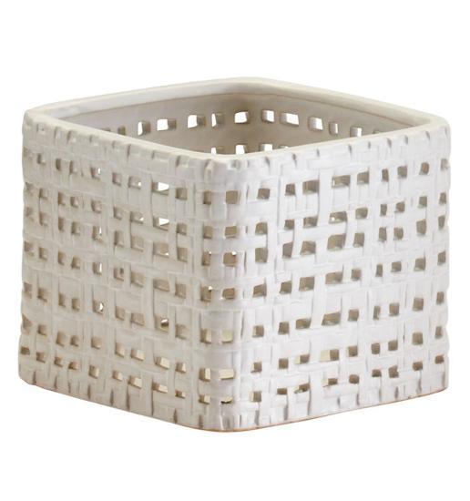 Cordova Vase - Cube--Home Accessories