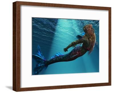 Mermaid Of The Sea