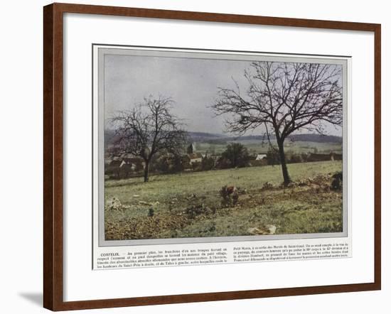 Corfelix-Jules Gervais-Courtellemont-Framed Photographic Print