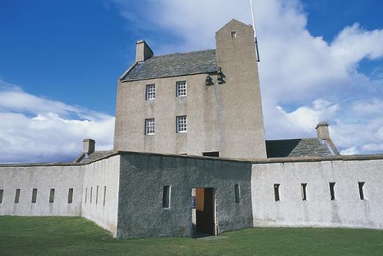 Corgaff Castle, 16th Century, Scotland, UK--Photographic Print