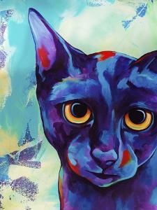 Cameo Cat by Corina St. Martin