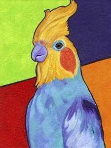 Cockatiel by Corina St. Martin