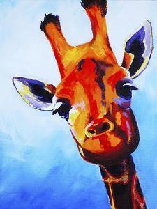 Curious Giraffe by Corina St. Martin