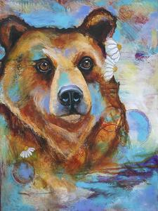 Grizzly Bear by Corina St. Martin